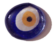 Evil Eye Glass Bead