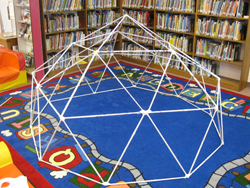Library GeoDome