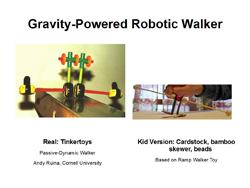 Robot Talk Slide